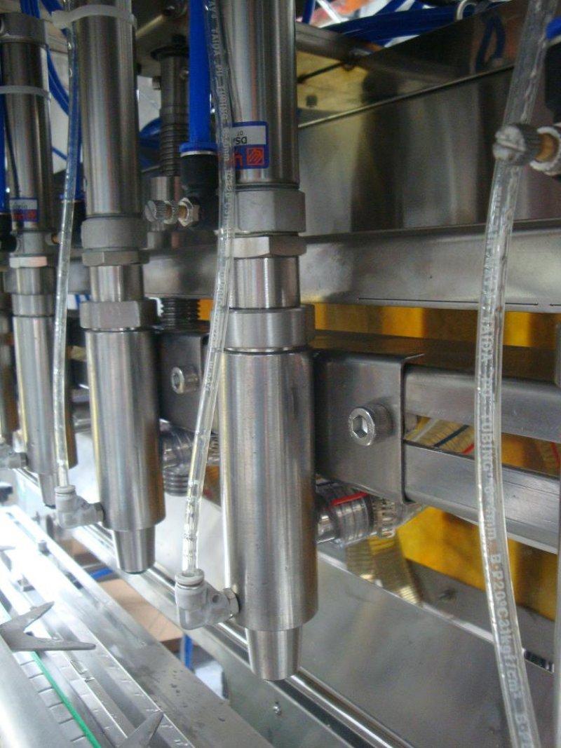 Линия стерилизации и розлива 1л Tetra Pak TBA-8