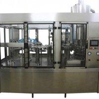 Моноблок & Триблок розлива газированной (негазированной) воды DXGF 24-24-8