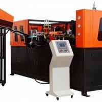 Автомат выдува ПЭТ тары BMQ-2L-4