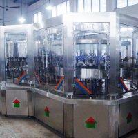 Моноблок розливу газованої (негазованої) води  XGF (DXGF) 40-40-12