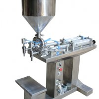 Полуавтомат розлива вязких продуктов GCG-BL-500