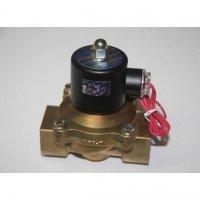 """Электромагнитный клапан 1"""" 220В для QGF 80-150"""