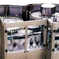 Моноблок розлива газированной (негазированной) воды DXGF (XGF) 60-60-15