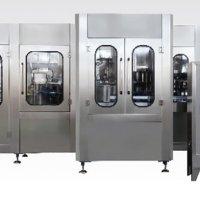 Моноблок розлива газированной воды DCGF 24-24-8