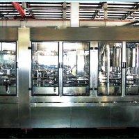 Моноблок розлива питьевой воды VGF 8-8-4
