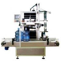 Автоматична етикетувальна машина для етикетування горличка 19л бутля
