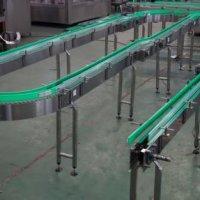 Пластинчатий конвеєр під будь-які параметри тари