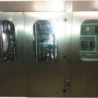 Моноблок разлива газированной (негазированной) воды (стеклянная бутылка) DXGF 18-18-6