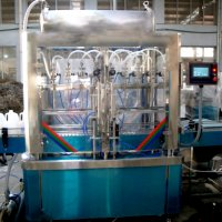 Автомат розливу молока AGF-12