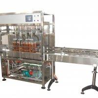 Автомат розливу олії лінійного типу GC-4A