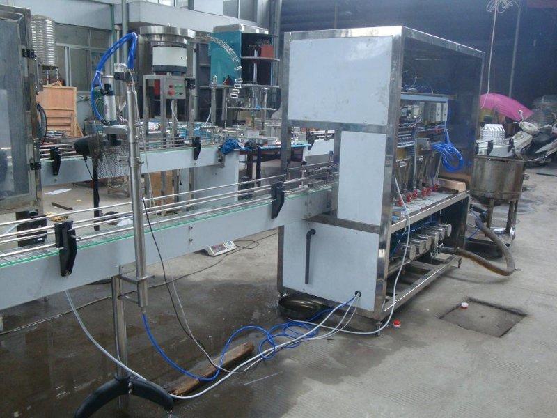 Знакомство с процессом производства кваса и лимонада