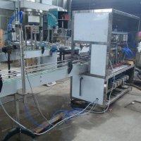 Автомат розливу технічних рідин лінійного типу